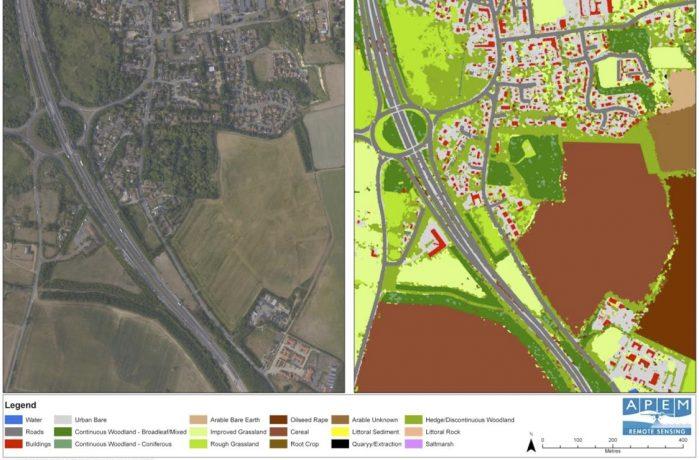 Aerial Habitat Classification image