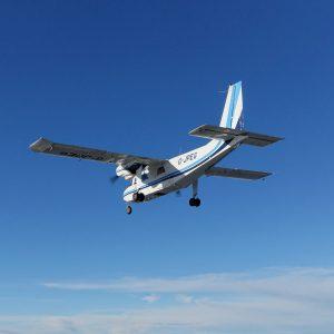 APEM provides aerial surveys for Norfolk Boreas offshore wind farm