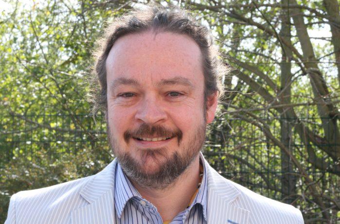 Dr Adrian Williams, APEM's managing director