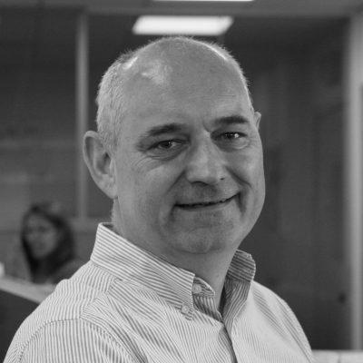 John Corker, non-executive director, APEM