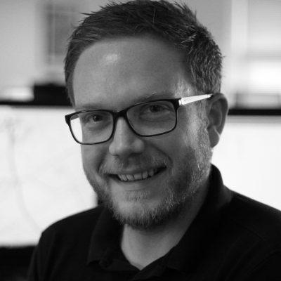 Mark Jowett, remote sensing scientist, APEM
