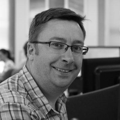 Mark Wilkins, remote sensing consultant