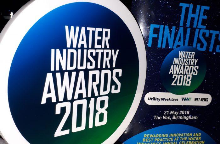 APEM's Water Industry Achievement Award