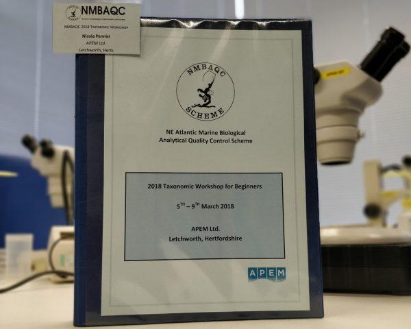NMBAQC Scheme training scheme booklet