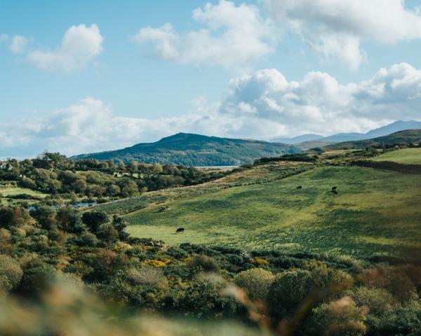 Ireland hills